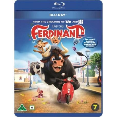 Tjuren Ferdinand (Blu-ray)
