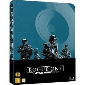 Rogue One: A Star Wars story (Ltd Steelbook) (Blu-ray)