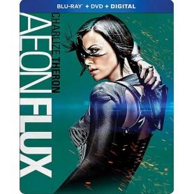 Aeon Flux (Ltd Steelbook) (Blu-ray) (Import)
