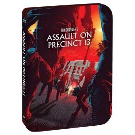 Assault On Precinct 13 (Ltd Steelbook) (Blu-ray) (Import)