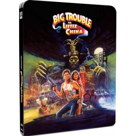 Big Trouble in Little China (Ltd Zavvi Steelbook) (Blu-ray) (Import)
