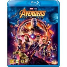 Avengers 3 - Infinity war (Blu-ray)