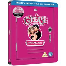 Grease - 40th Anniversary (Ltd Zavvi Steelbook) (Blu-ray) (Import)