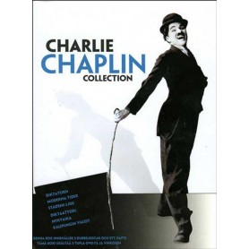 Charlie Chaplin - Prestige collection (6-disc) (Ltd Steelbook) (DVD)