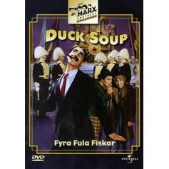 Duck soup - Fyra fula fiskar (Marx Brothers)