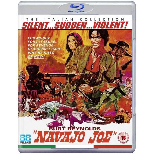 Navajo Joe (Blu-ray) (Import)