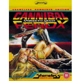 Cannibal ferox (Blu-ray) (Import)