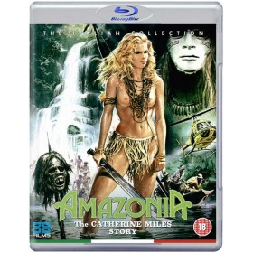 Amazonia - The Catherine Miles Story (Blu-ray) (Import)