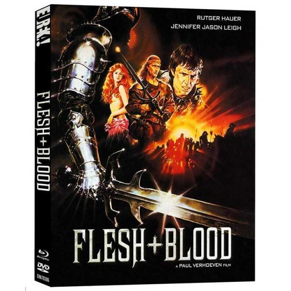 Flesh + Blood (Blu-ray + DVD) (Import)