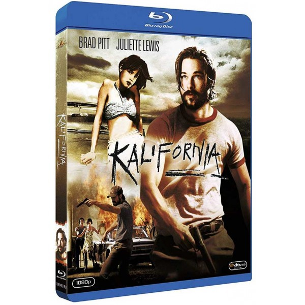 Kalifornia (Blu-ray) (Import svensk text)