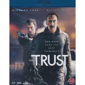 The Trust (Blu-ray) (Import sv.text)