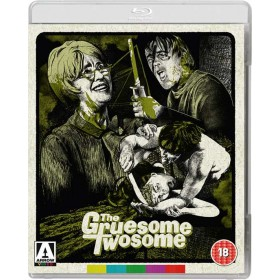 The Gruesome Twosome (Blu-ray) (Import)