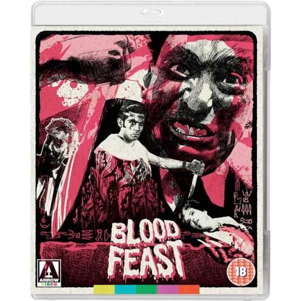Blood Feast (Blu-ray) (Import)