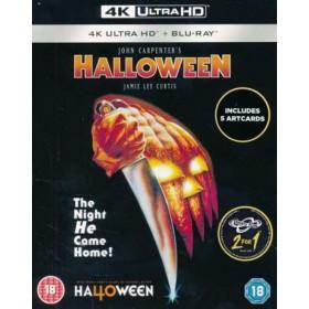 Halloween (Slipcase) (1978) - 4K Ultra HD Blu-ray + Blu-ray (Import)