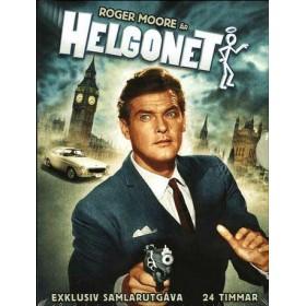 Helgonet - Vol 1 (i färg) (8-disc)