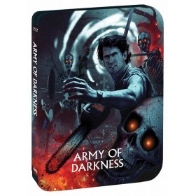 Army of Darkness (Scream Factory LE Steelbook) (Blu-Ray) (Import)