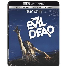 Evil Dead (4k UHD / Blu-Ray) (Import)