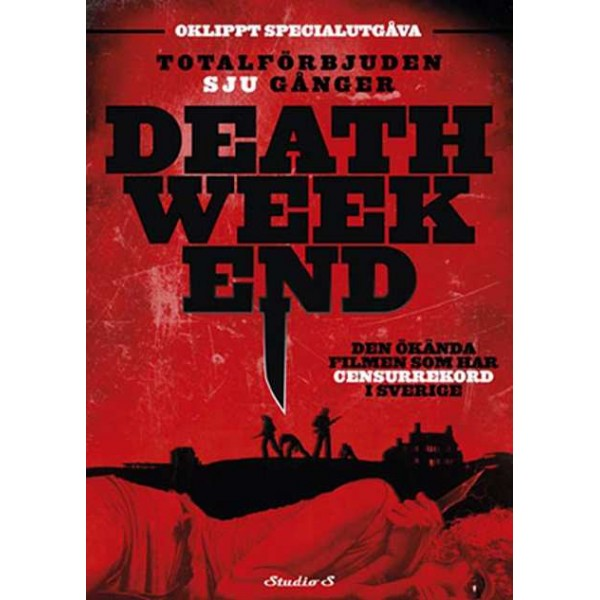 Death Weekend (Oklippt specialutgåva)