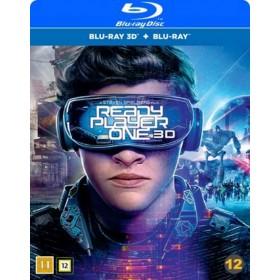 Ready Player One (Blu-ray 3D + Blu-ray)