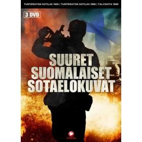 Finska krigsfilmer (3 disc) (Import)