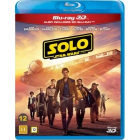 Solo - A Star Wars Story (Blu-ray 3D + Blu-ray)