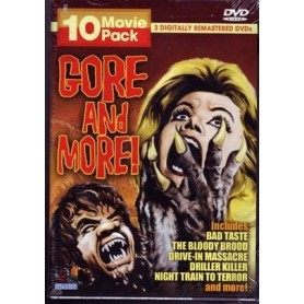 Gore & More 10 Movie Pack (Import)