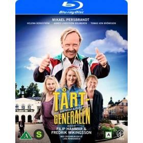 Tårtgeneralen (Blu-ray)