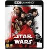 Star Wars - The Last Jedi - 4K Ultra HD+ Blu-ray (Ingen Sv. Text)
