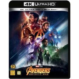 Avengers 3 - Infinity war - 4K Ultra HD + Blu-ray