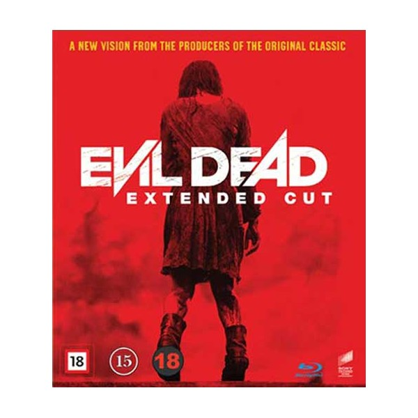 Evil Dead (2013) - Unrated Version - Extended Cut (Blu-ray)