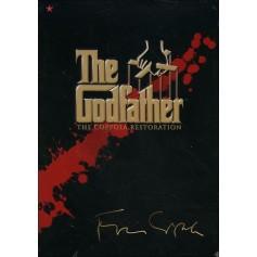 Godfather - The Coppola Restoration Box (Steelbook 5-disc)