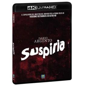 Suspiria - 4K Ultra HD Blu-ray + Blu-ray (Import)
