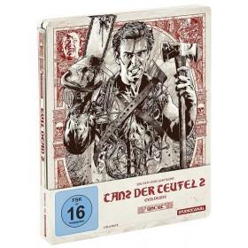 Evil dead 2 (Blu-ray) (Uncut) (Limited Steelbook) (Import)