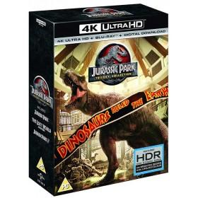 Jurassic Park Trilogy (4K UHD + Blu-ray) (Import)