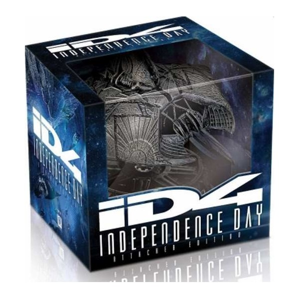 Independence day - 20th Anniversary Collectors edition (Blu-ray) (2-disc) (Import)