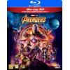 Avengers 3 - Infinity war (Blu-ray 3D + Blu-ray)