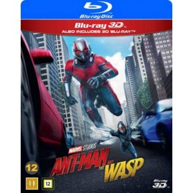 Ant-Man and the Wasp (Blu-ray 3D + Blu-ray)