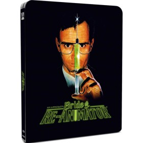 Bride of Re-animator (Ltd Zavvi Steelbook) (Blu-ray) (Import)