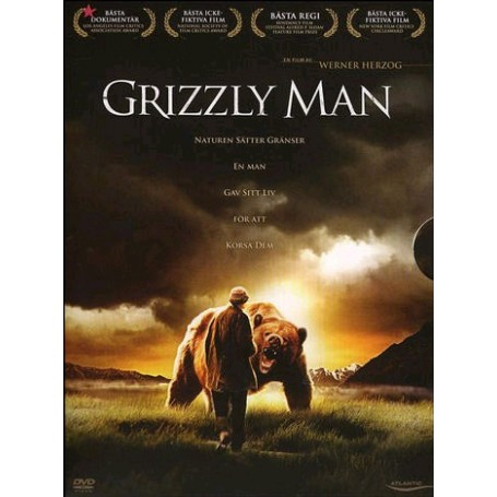 """grizzly man analysis essay In the closing moments of grizzly man in the """"grizzly maze,"""" a dense forest where he and direction with a side essay on how the film fits."""