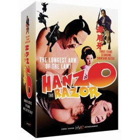 Hanzo The Razor - Box Set (Import)