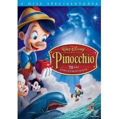 Pinocchio - Specialutgåva (2-disc)