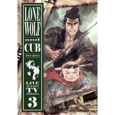 Lone Wolf and Cub: TV Series, Vol. 3 (Import)