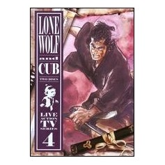 Lone Wolf and Cub: TV Series, Vol. 4 (Import)