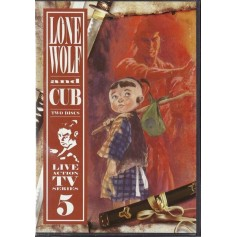Lone Wolf and Cub: TV Series, Vol. 5 (Import)