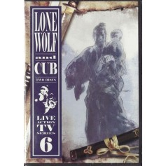 Lone Wolf and Cub: TV Series, Vol. 6 (Import)