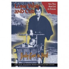 Lone Wolf And Cub - Baby Cart in Peril (Import)