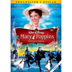 Mary Poppins - Specialutgåva (2-disc)
