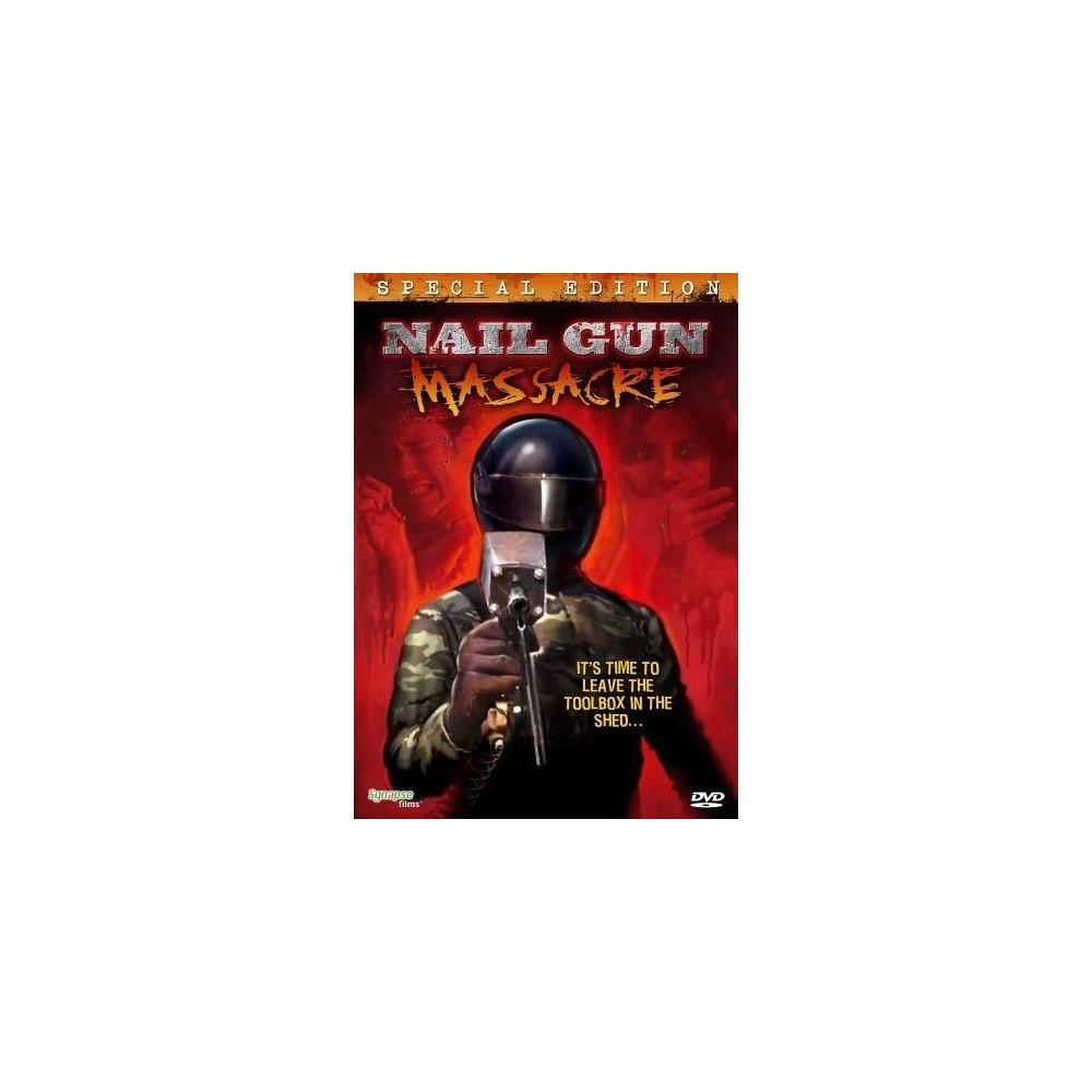 Nail Gun Massacre (Import) - DVD Shoppen