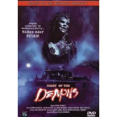 Night of the Demons Trilogy (Import)