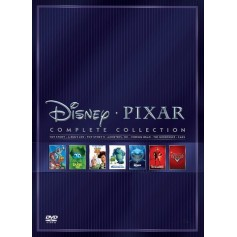 Disney Pixar - Complete Collection Box (7 filmer)